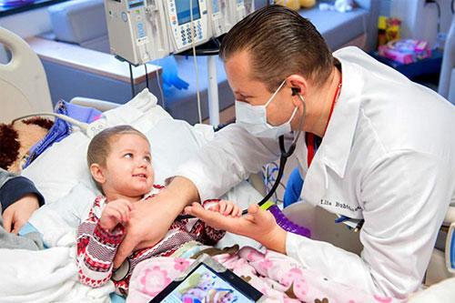 Рак и детский возраст