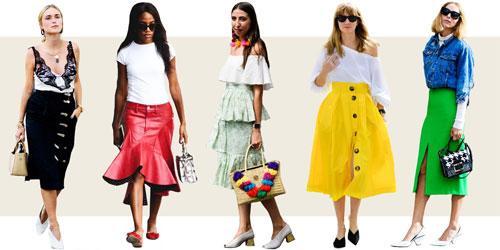 Здоровый взгляд на выбор юбки