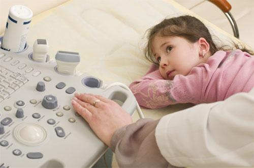 УЗИ в детской медицине