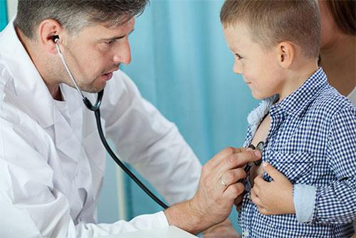 Симптомы и состояния у детей требующие вызова скорой помощи на дом