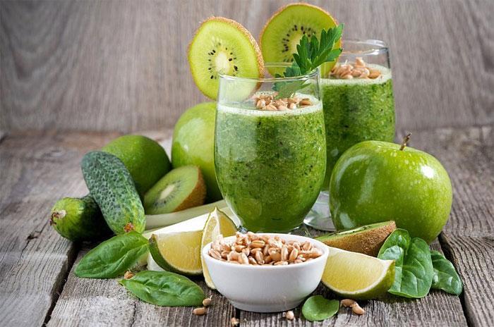 Детокс и правильное питание: начало и результаты