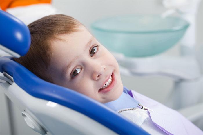 Болезни молочных зубов
