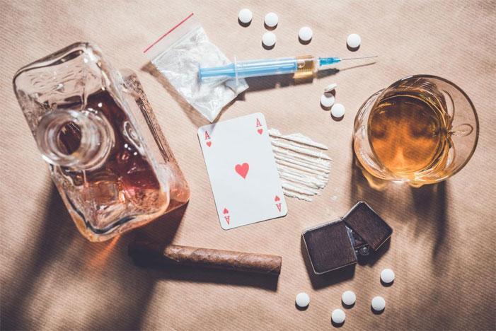 Пагубные зависимости человека: наркомания, алкоголизм, игромания