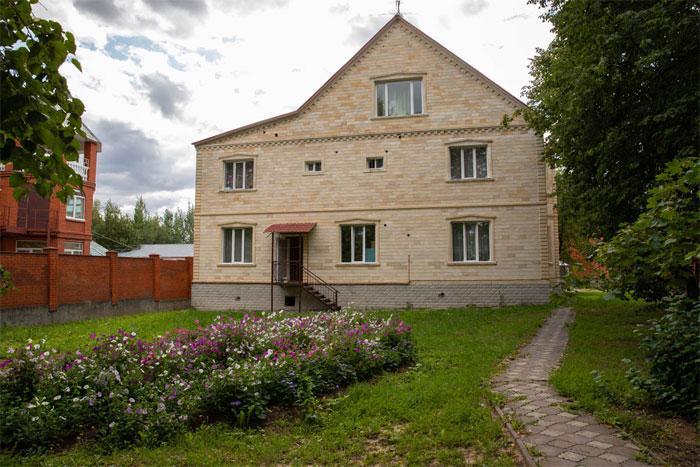 Дом престарелых «Аннушка» для пожилых с проблемами со здоровьем