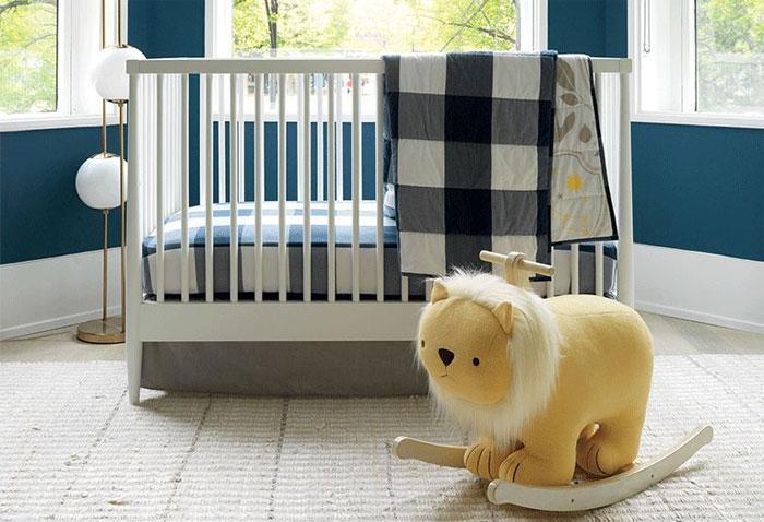 Здоровый взгляд на выбор кровати для ребенка
