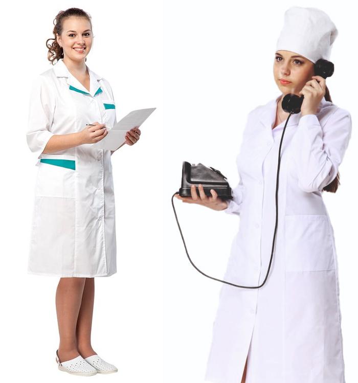 Какое значение имеет одежда доктора