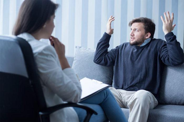 Как работает с пациентами психолог при рсстовании