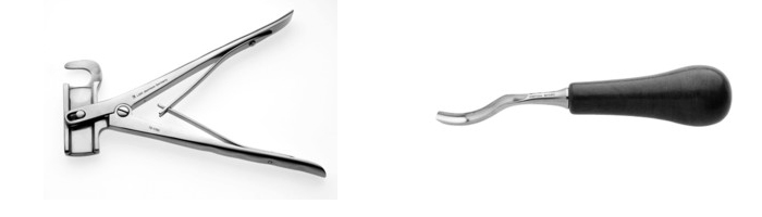 Необходимые хирургические инструменты