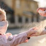 Дезинфицирующие средства для рук и КОВИД-19