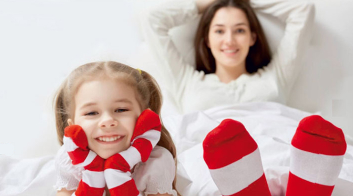 Критерии выбора детских носков и кологоток